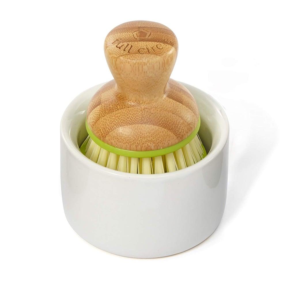 Full Circle Bubble Up Ceramic Soap Dispenser