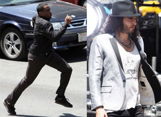 13/5/2009 Russell Brand, Diddy, Jonah Hill — Get Him To The Greek