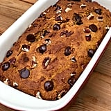 Desserts: Chocolate Chip Protein-Packed Pumpkin Bread