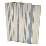 Set of 3 Oversized Kitchen Dishtowels ($13)