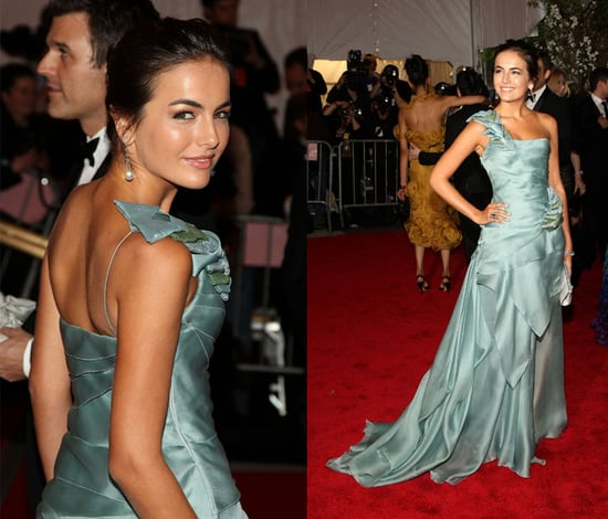 The Met's Costume Institute Gala: Camilla Belle