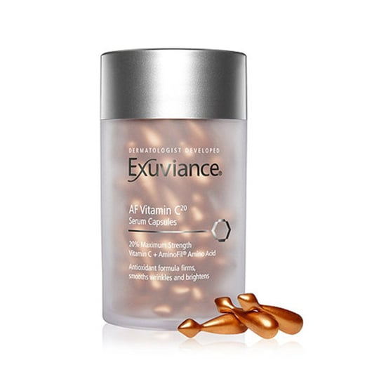 Exuviance AF Vitamin C20 Serum Capsules Giveaway