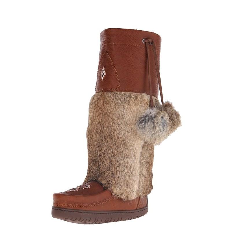 Manitobah Mukluks Women's Tall Grain Mukluk Winter Boot ($114-$196)