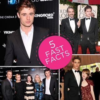 Celebrity Facts & Trivia: The Host Actor Max Irons
