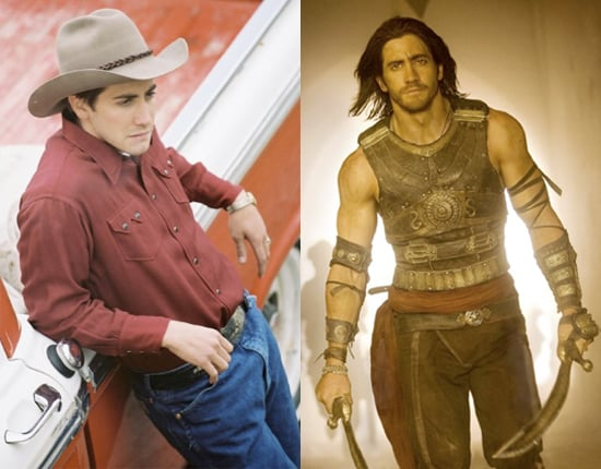 Which Jake Gyllenhaal Is Hotter?