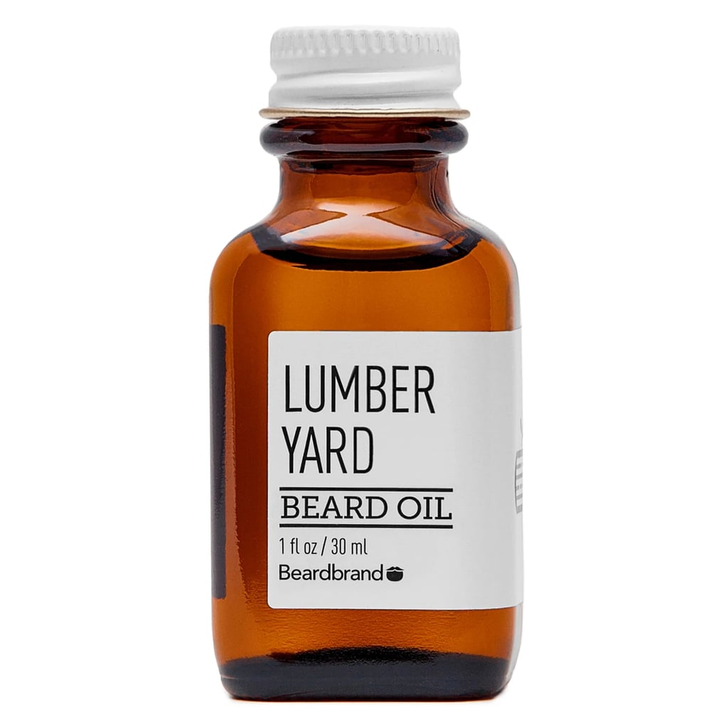 Lumber Yard Beard Oil