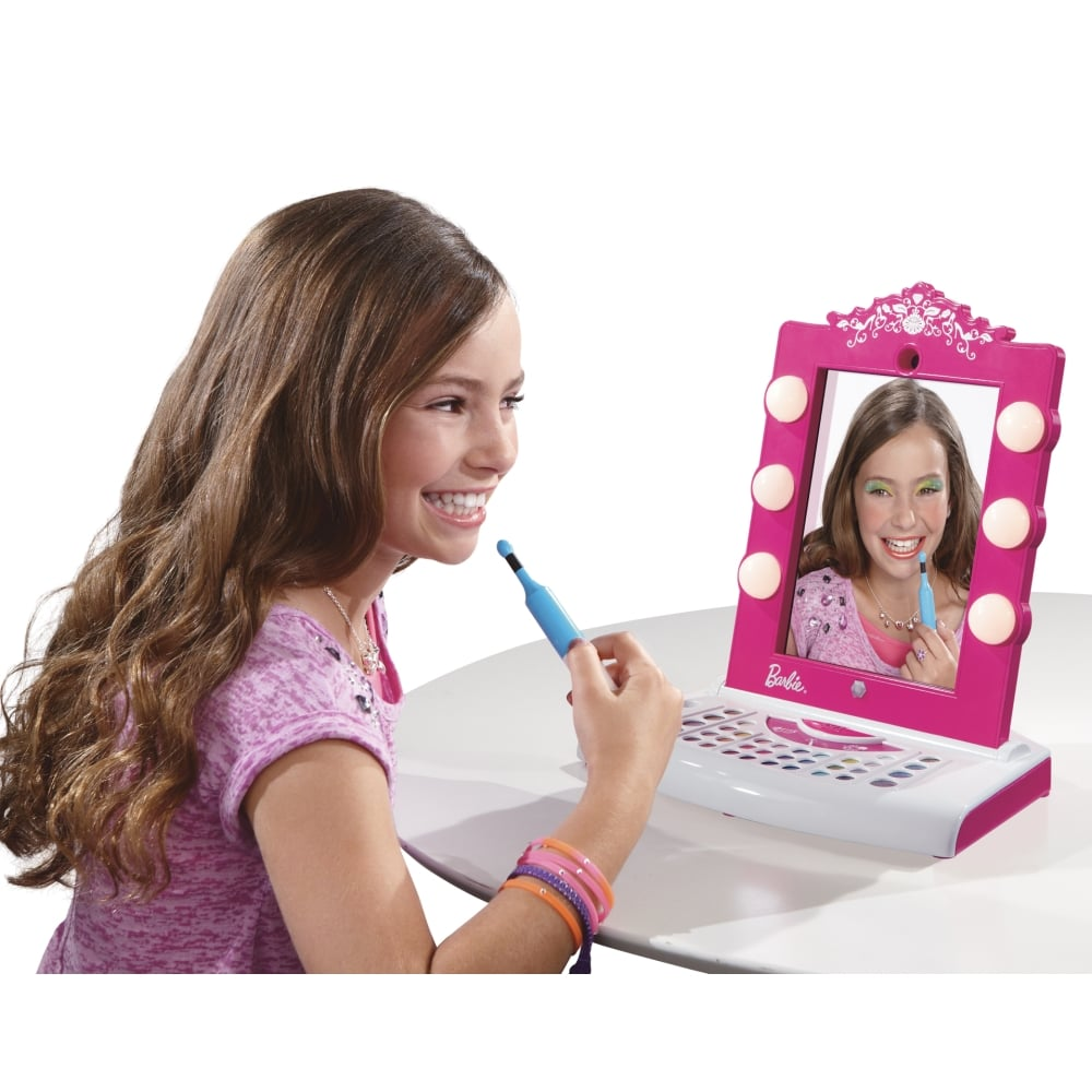 For 5-Year-Olds: Barbie Digital Makeover Mirror | Best Gifts For ...