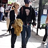 Sarah Michelle Gellar Looks Great on Set 2