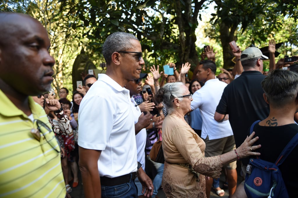 barack obama and family 2017 - photo #24