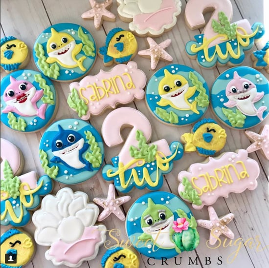 """Baby Shark"" Birthday Party Ideas"