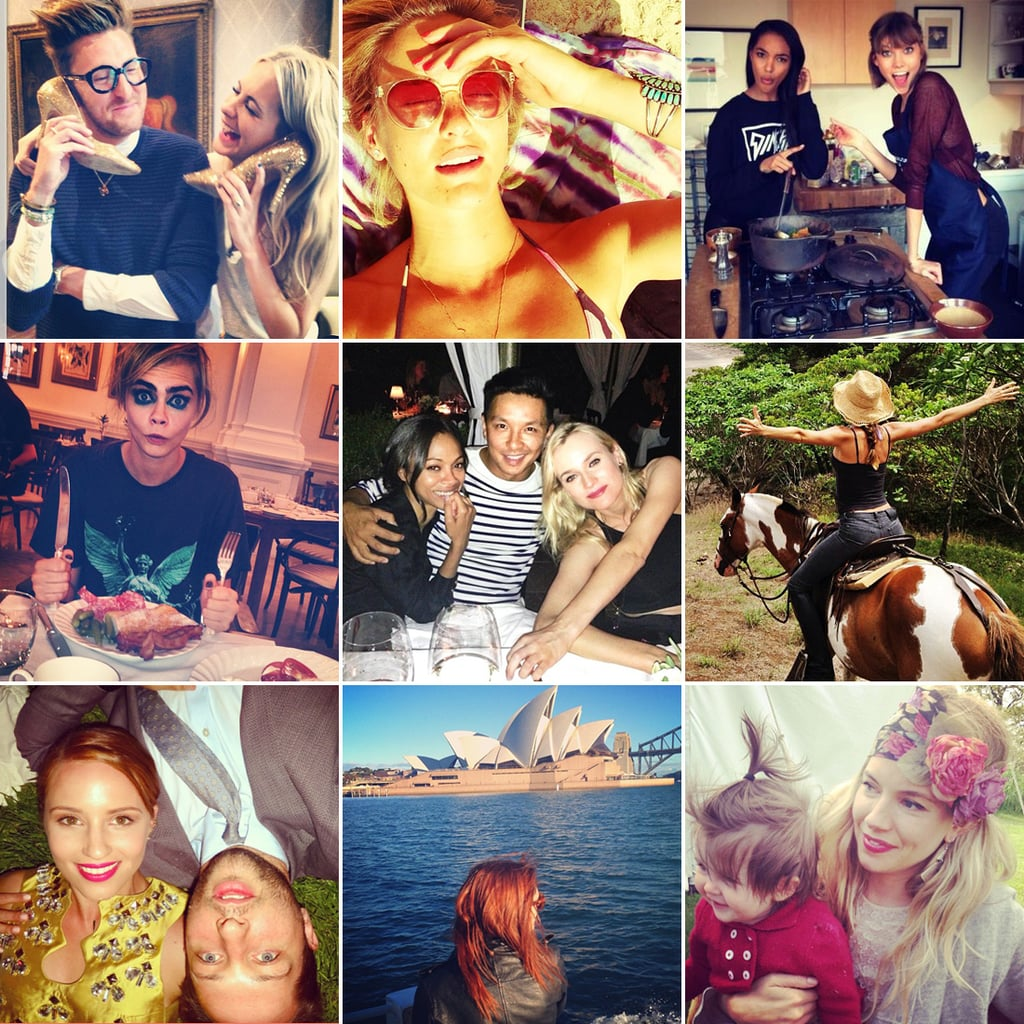 Celebrity Social Media Pictures | Week of May 17, 2013