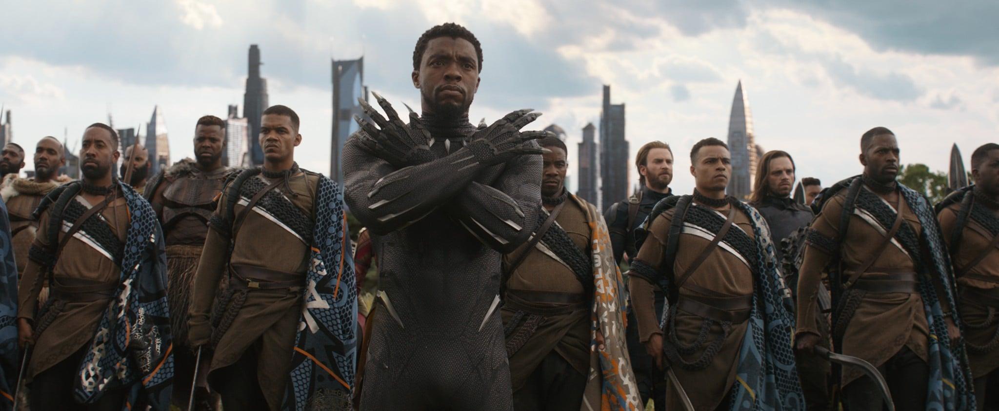 إن كنتم تتحرّقون شوقاً لمشاهدة نسخة جديدة من فيلم Black Panther الشهير، فسيلبّي لكم الجزء القادم هذا رغبتكم تلك بالتأكيد
