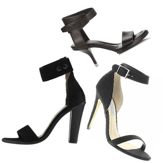 Five of the Best Two-Strap Black Heels to Buy Online Now: Tibi, Alexander Wang, Tony Bianco and more!