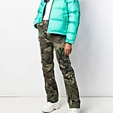 The North Face Logo Puffer Jacket