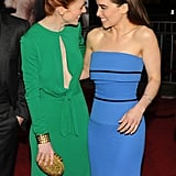 Are Emilia Clarke and Rose Leslie Friends?