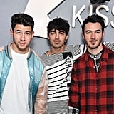 May: The Jonas Brothers Did Press For Their Album in London