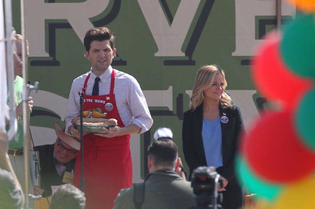 Can't wait until Parks and Recreation returns!