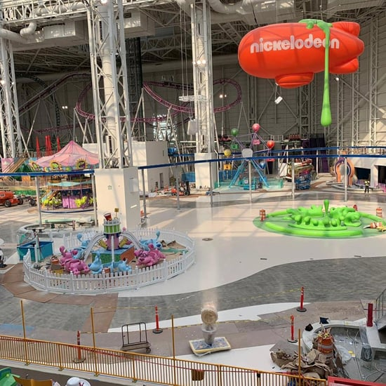 Nickelodeon Is Opening the Largest Indoor Theme Park
