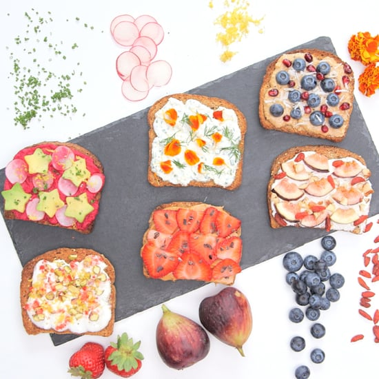 6 Superfood Toast Toppings