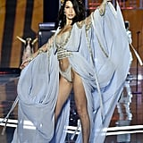A Little Wardrobe Malfunction on the Victoria's Secret Runway Didn't Stop Bella Hadid From Living Her Best Life