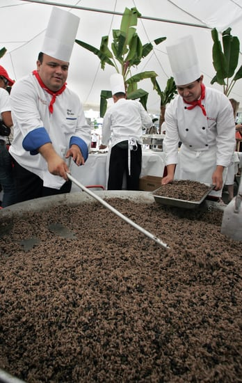 Costa Rica Serves Up Gallo Pinto for 30,000