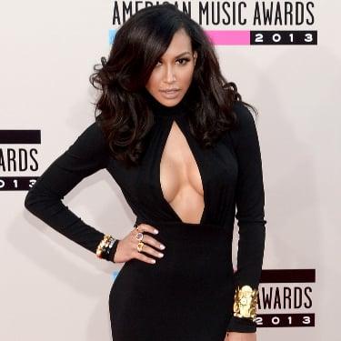 Naya Rivera Dress at American Music Awards 2013