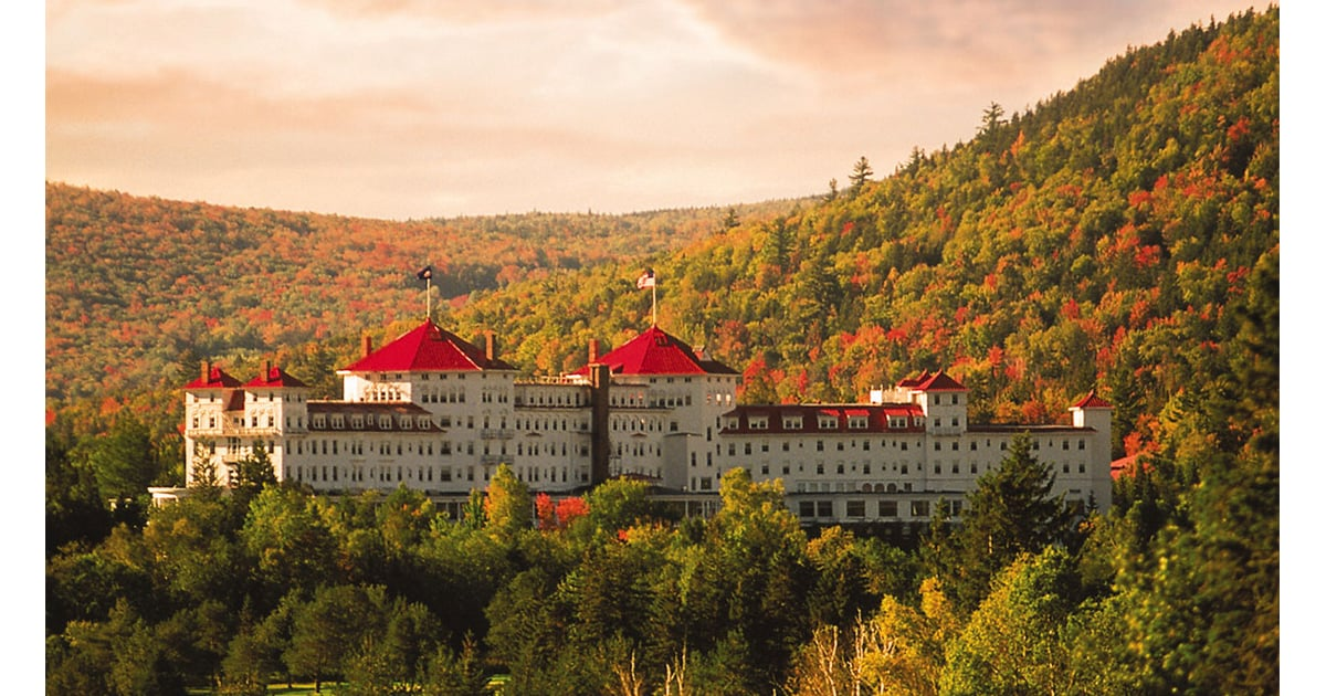 Omni Mount Washington Resort Bretton Woods Nh The Most