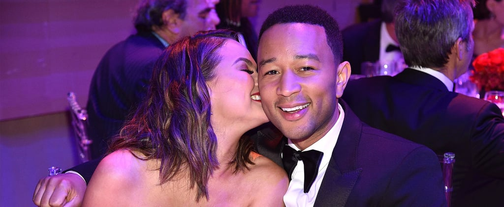 If John Legend's Goal Was to Convince Us He's Husband of the Year, Mission Accomplished