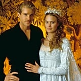 The Princess Bride (age 8+)) Romantic without being mushy, hilarious without resorting to potty humor, fast-paced without gratuitous violence — what's not to love?