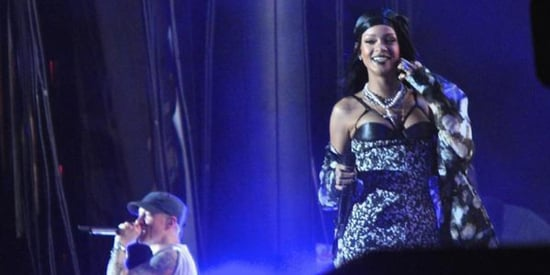 Rihanna Was The Best Thing About Eminem's Lollapalooza Set