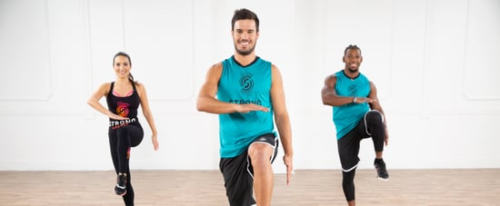 7-Minute STRONG by Zumba Glutes Workout