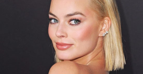 You Need To Try Margot Robbie's Genius Makeup Trick