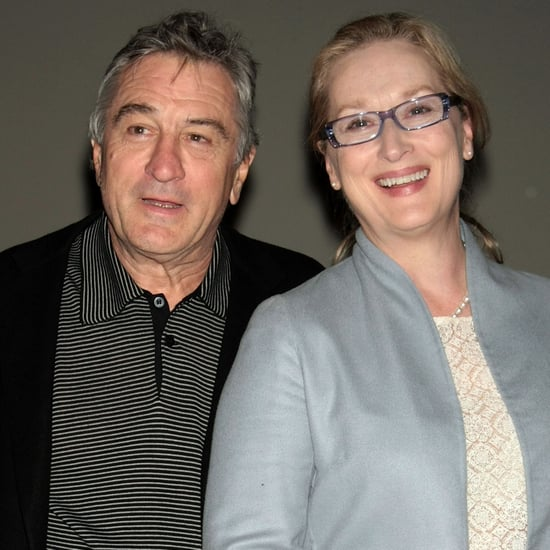 Robert De Niro's Quotes About Meryl Streep's Speech 2017