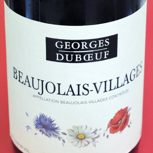 Georges Duboeuf Beajolais-Villages Wine Review