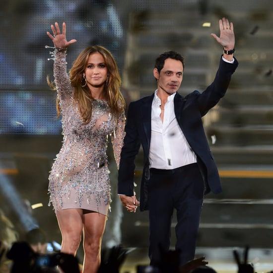 Jennifer Lopez and Marc Anthony's Somos Una Voz Alliance