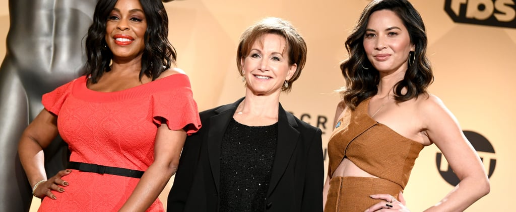 The Exciting, Inspiring Reason Why All of This Year's SAG Award Presenters Are Women
