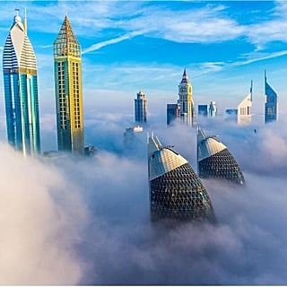Dubai Pushes For Flexible Working Hours in Bad Weather