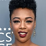 Samira Wiley at the 2018 Critics' Choice Awards
