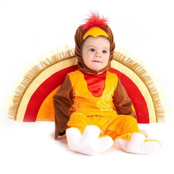 Turkey Infant Costume