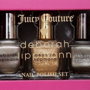 Juicy Couture's Holiday 2011 Beauty Collections
