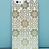 Sonix Crochet Floral iPhone 6 Case ($35)