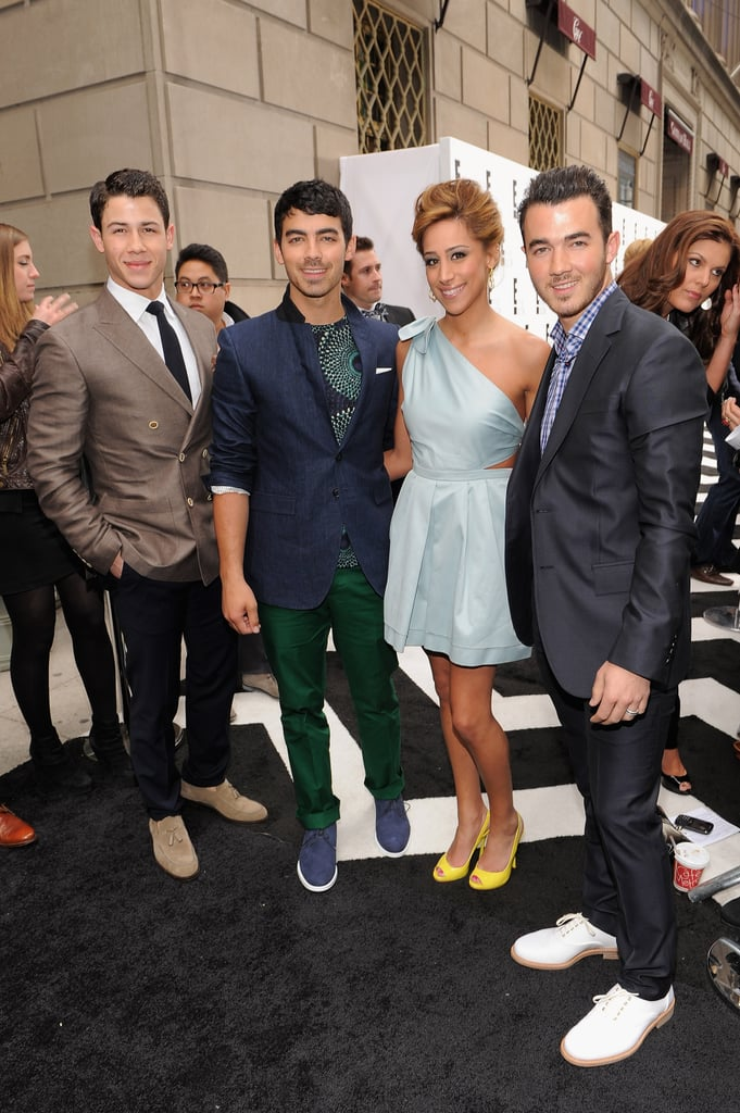 Nick and Joe Didn't Want to Be Part of Married to Jonas