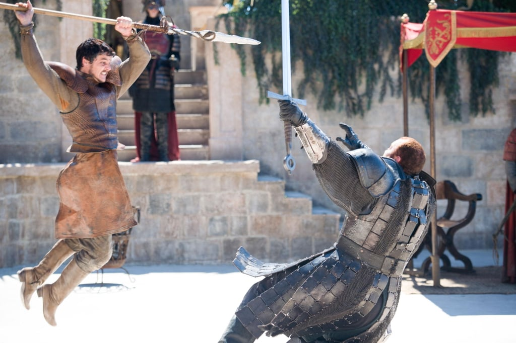 Most Ridiculously Graphic Death: Oberyn on Game of Thrones