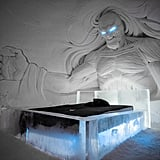Game of Thrones Fans, You'll Want to Book the Night King Suite at This Ice Hotel ASAP