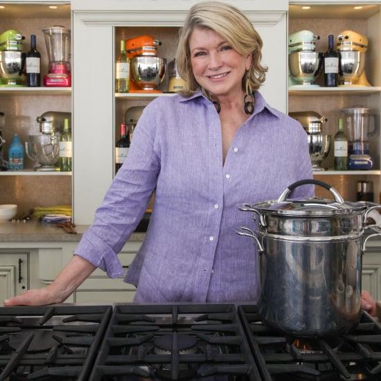 Martha Stewart on Favorite Leggings