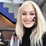 See Bella Hadid With Platinum Blonde Hair