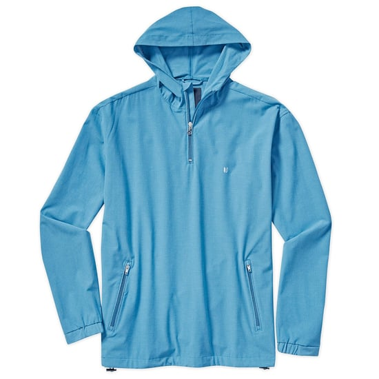 Linksoul Perforated Half-Zip Boardwalker Hoodie Review