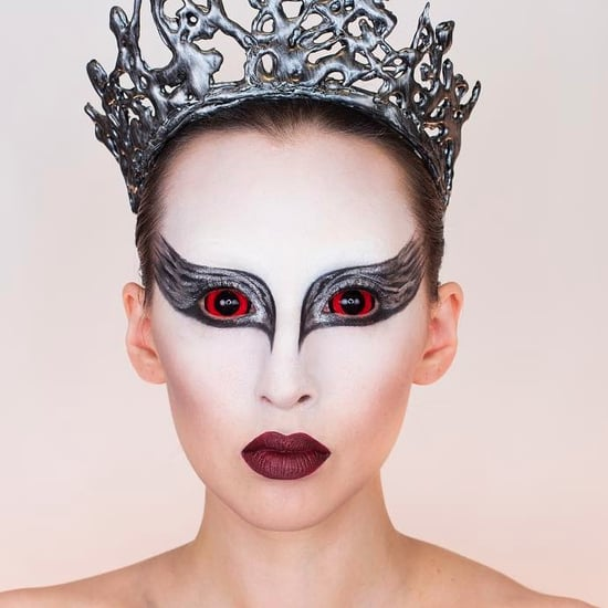 Easy Last-Minute Halloween Makeup Tutorials