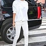 Nicole's Go-To Street Style Look