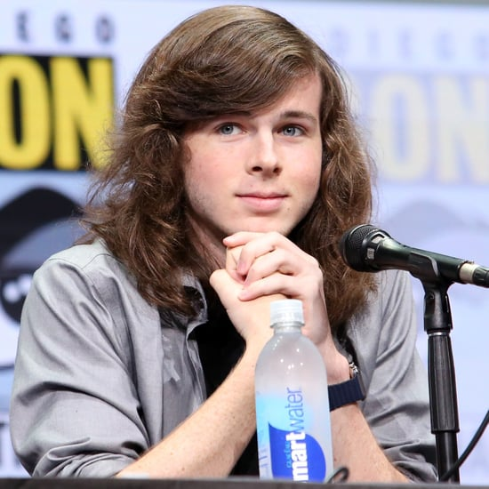 Was Chandler Riggs Fired From The Walking Dead?